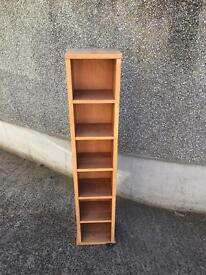 CD shelving rack