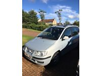 Hyundai Matrix Auto - very low mileage