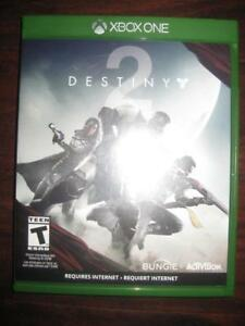 Destiny 2 For Microsoft Xbox One Game System. Explore Mysterious Solar System. Multi Player. Adventure.