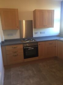 Immaculate two bedroom flat in KINGLASSIE.