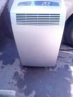 portable air condition only used 3 times