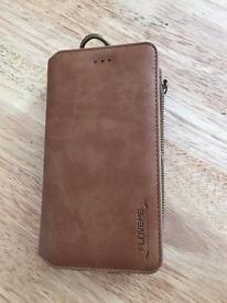 Leather purse/iPhone case