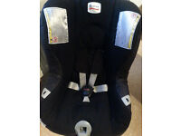 Britax first class plus car seat 0-18 kgs, age from birth to 4 years