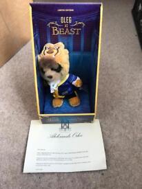 Oleg as Beast Meerkat Toy