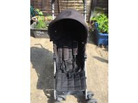 Mama and paps pushchair