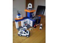 Duplo Lego Police Station - 4691