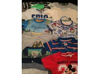 Bundle of boys clothes age 1 1/2-2 years