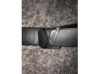 Genuine Louis Vuitton Belt