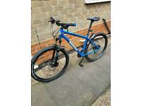 Men's kona mountain bike
