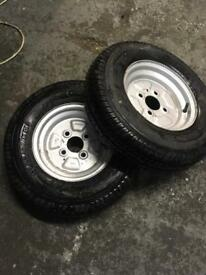 Trailer parts, spares, brand new