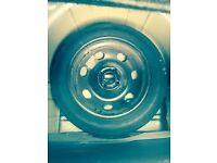 Peugeot 308 Spare Wheel & Jack Set 2008 onwards