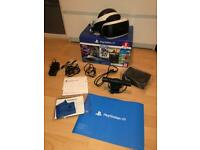 PlayStation PSVR (USED ONCE/BRAND NEW)