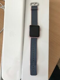 Apple Watch 38mm Rose Gold