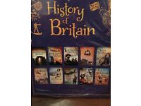 The Usborne History of Britain Books