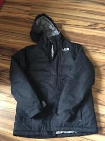 Black North Face Ski Jacket (Boys age 14) - great as school coat