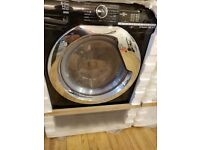 New Hoover Dynamic WDXOA485ACB 8kg+5kg 1400 Spin Washer Dryer in Black