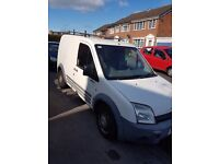 Ford transit connect t200 lx swb electric pack side loading door long mot