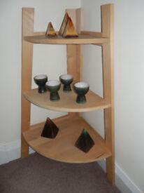 Corner shelf unit ( IKEA)
