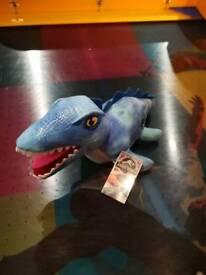 Jurassic World Plushie