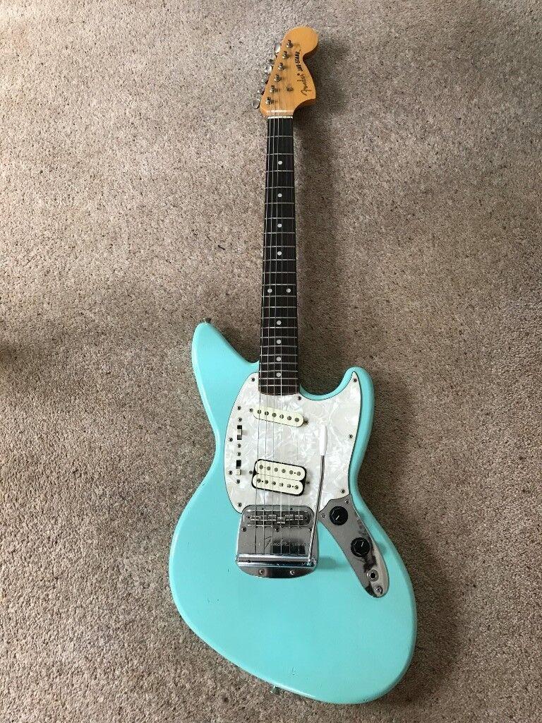 Fender Jagstang In Wollaton Nottinghamshire Gumtree