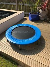 Mini trampoline for exercise body max