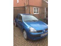 Renault Clio 1.2 2002