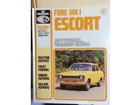 SP Manual - ESCORT 1100-1300 1968/1975