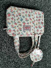 Girls Cath Kidston bag with purse
