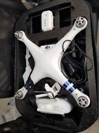 Dji Phantom 3 standart quadcopter drone