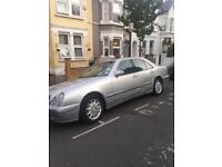 MERECEDES E200 ELEGANCE A E CLASS AUTOMATIC VERY LOW MILEAGE 4 DOOR SALOON 2L PETROL