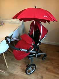 Silver Cross Surf Pushchair & Travel system