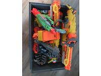 Nurf guns no bullets