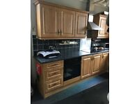 KITCHEN UNITS AND SOME APPLIANCES