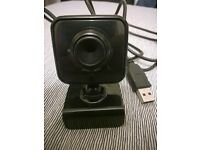 USB WEBCAM with HEADSET