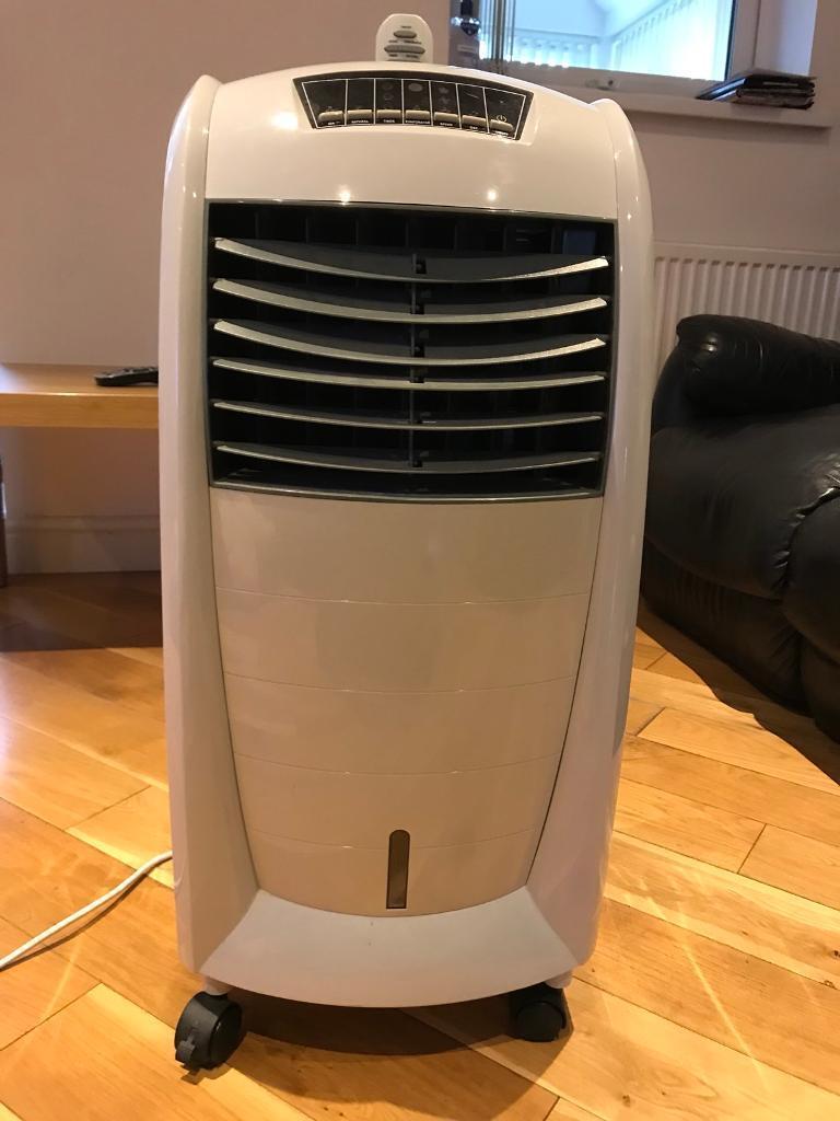 Evaoporatig cooling fan
