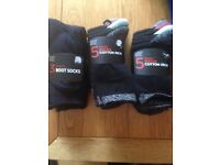 3 packs of ladies socks brand new