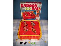 Baboon Ball Game - Action GT 1981 (boxed)