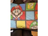 Super Mario limited edition duvet cover