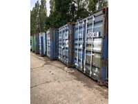 Used 20ft shipping container(grade B) for sale