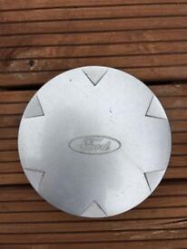 Ford Cougar alloy wheel centre caps