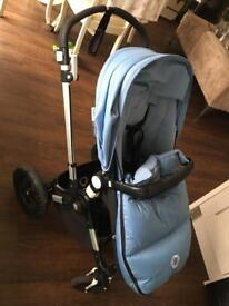 Bugaboo Cameleon 3 - pink and blue