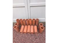 Land drain pipes - brand new