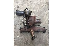 Seat Alhambra ford galaxy Vw sharan gearbox and turbo