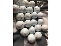 20 Titleist Pro V1/1x Practice Quality Golf Balls