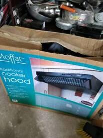 Moffat tranditional cooker hood