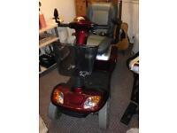 Kymco stryder mobility scooter