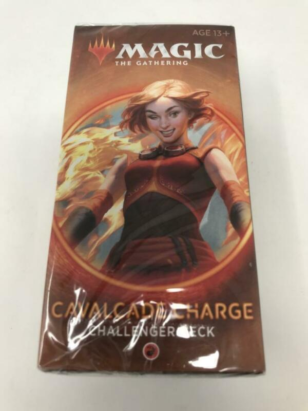 MTG Magic the Gathering Challenger Deck Cavalcade Charge New & Sealed (invA2)