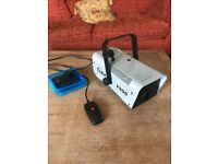 Smoke / fog machine LEX F900 with Bluetooth remote