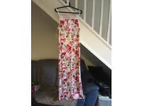 Summer Dress UK Size 14 Brand New W/Tags