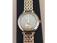 Ladies vintage Vivienne Westwood gold watch